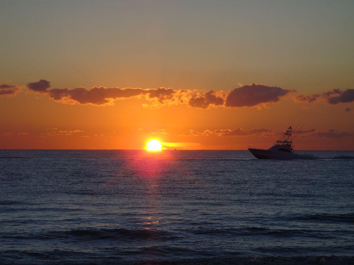 Sunrise Florida Sony