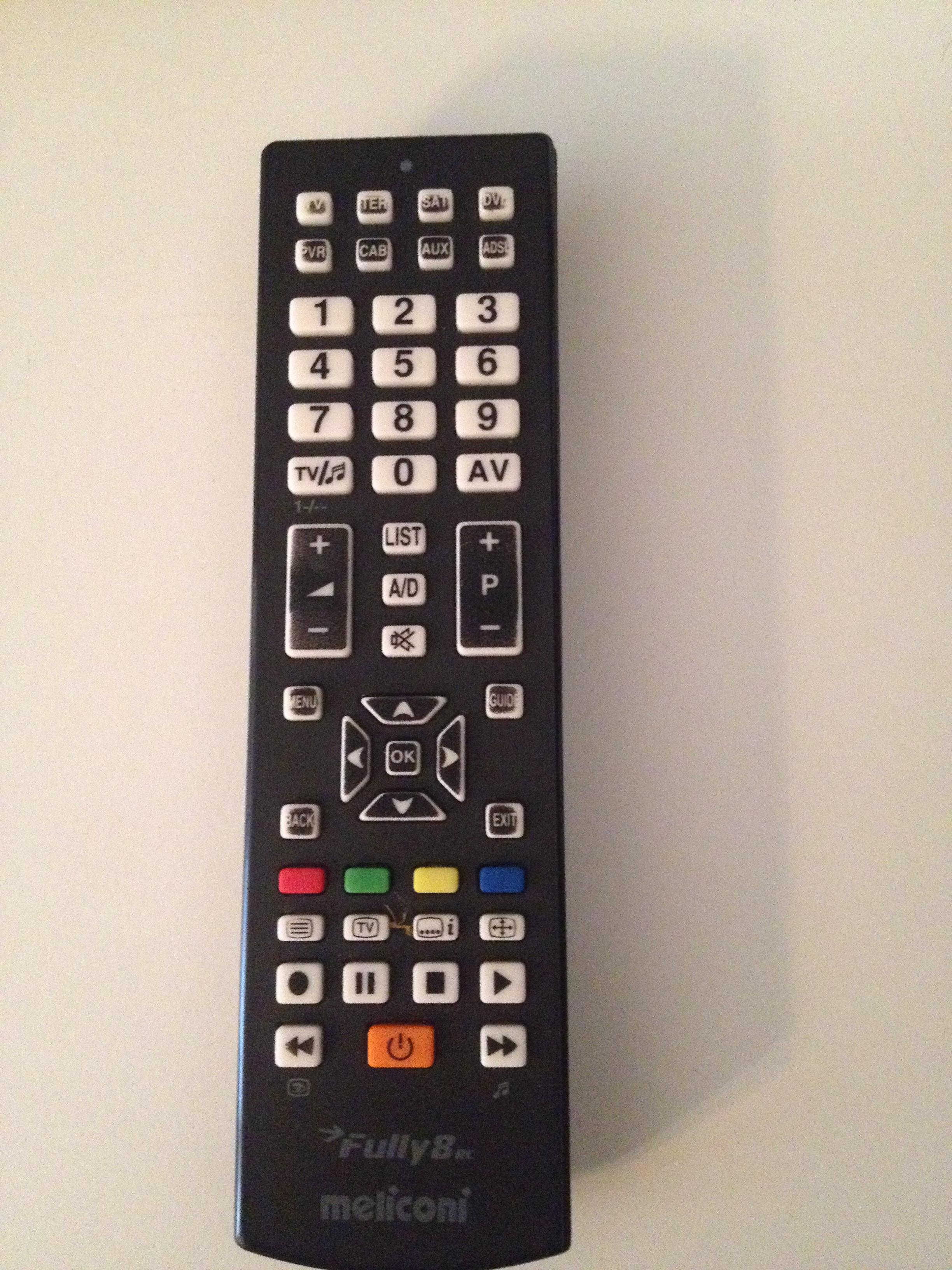 elecomando sony bravia  Risolto: Televisore SONY BRAVIA KDL-32U2000 - Sony