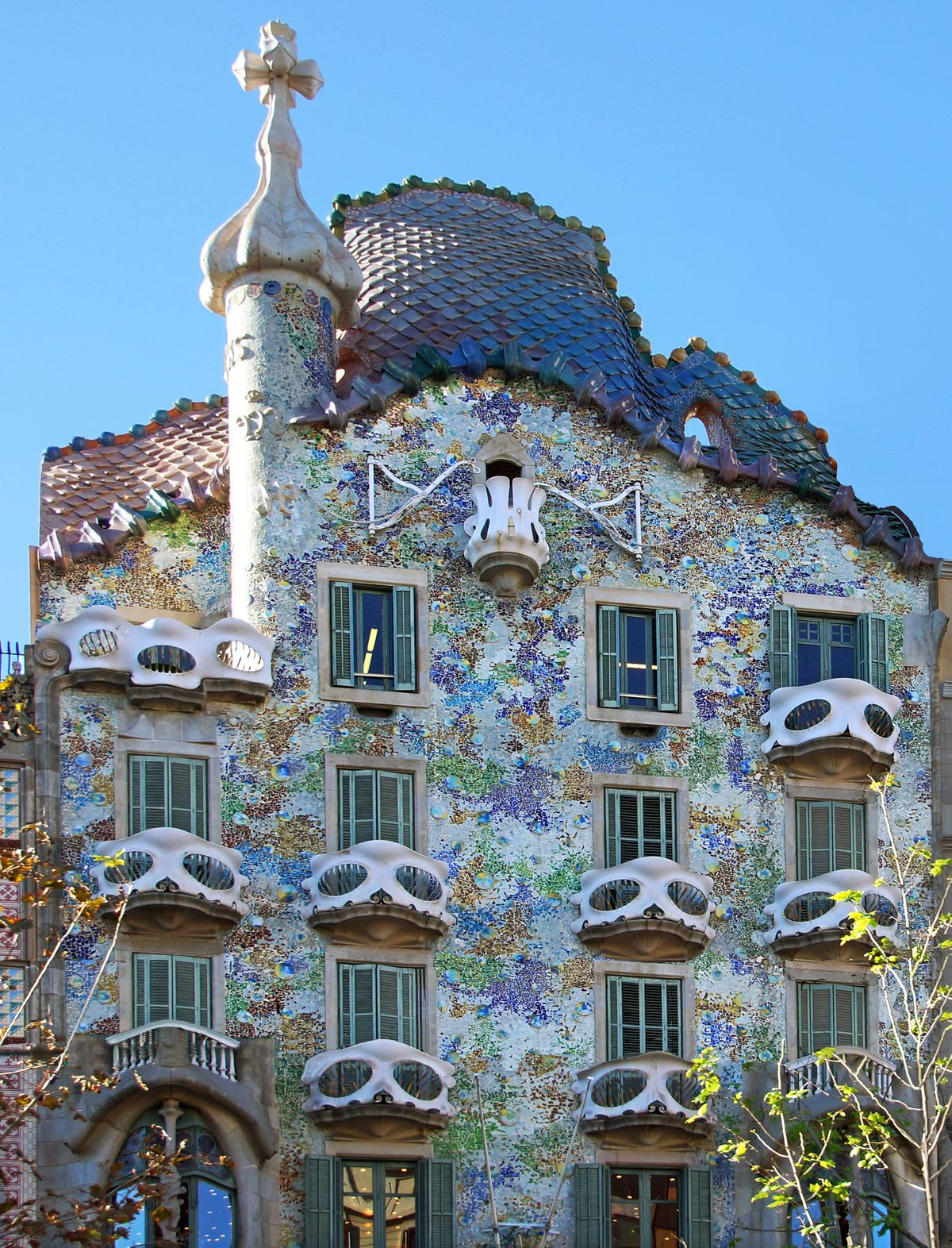 Gaudi House Barcelona Sony
