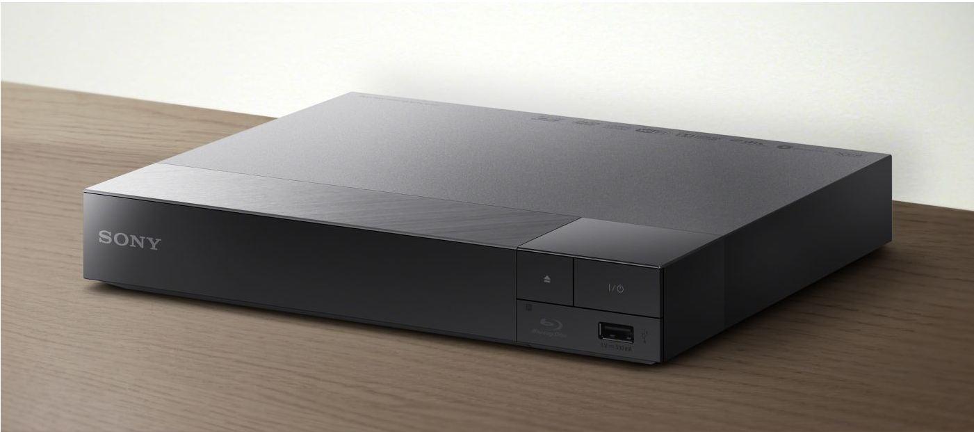 Unsere Neuen Produkte Von Der Ces Das Blu Ray Pl Sony