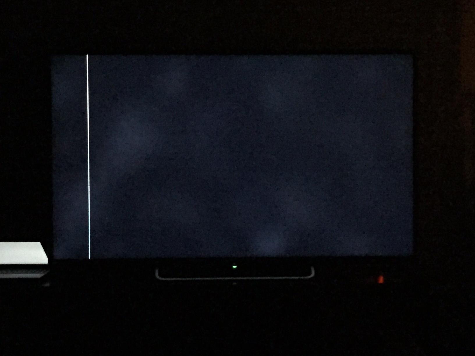 Solucionado sony kdl 60w605b manchas blancas sobre for Reparar pantalla televisor samsung