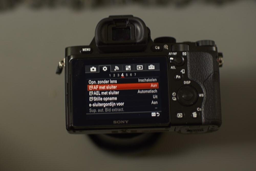 e14867e5c3c324 Back Button Autofocus - Sony