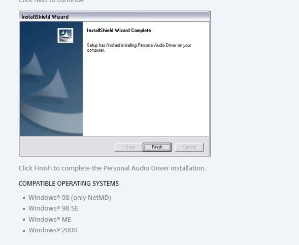logiciel nw-a1000