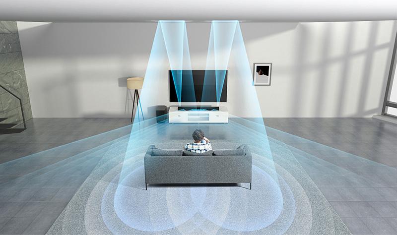Dolby Atmos незабываемые впечатления от 3d звука Sony