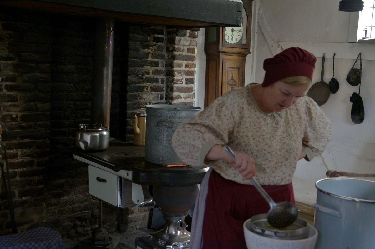 De keuken in de e eeuw sony