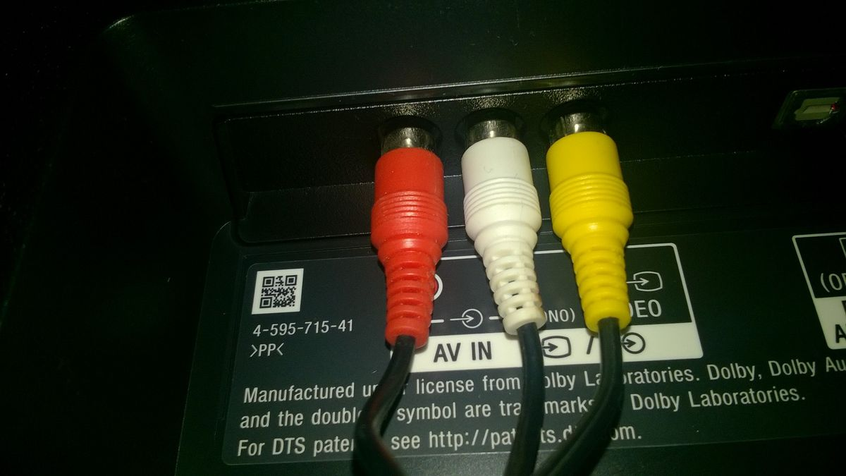 Solved: Connecting KD-55XE70 to Sony DAV DZ111 Home Theatr... - Sony
