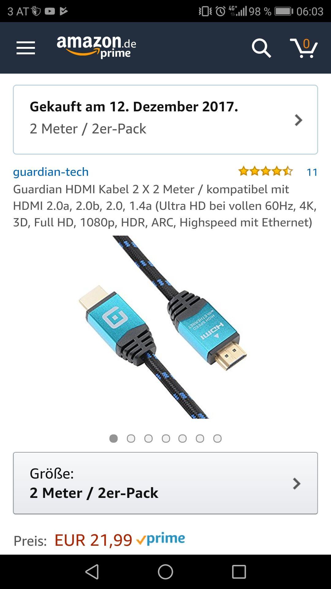 Kd 55a1 Probleme Mit Hdmi3 Arc Eingang Sony Kabel Hdmi To 3 Meter Screenshot 20180116 060320