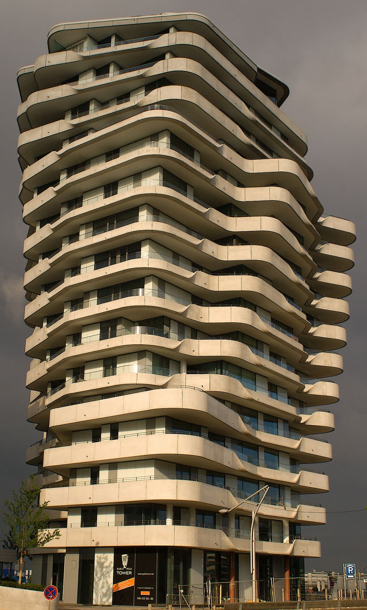 Marco Polo Tower - Sony