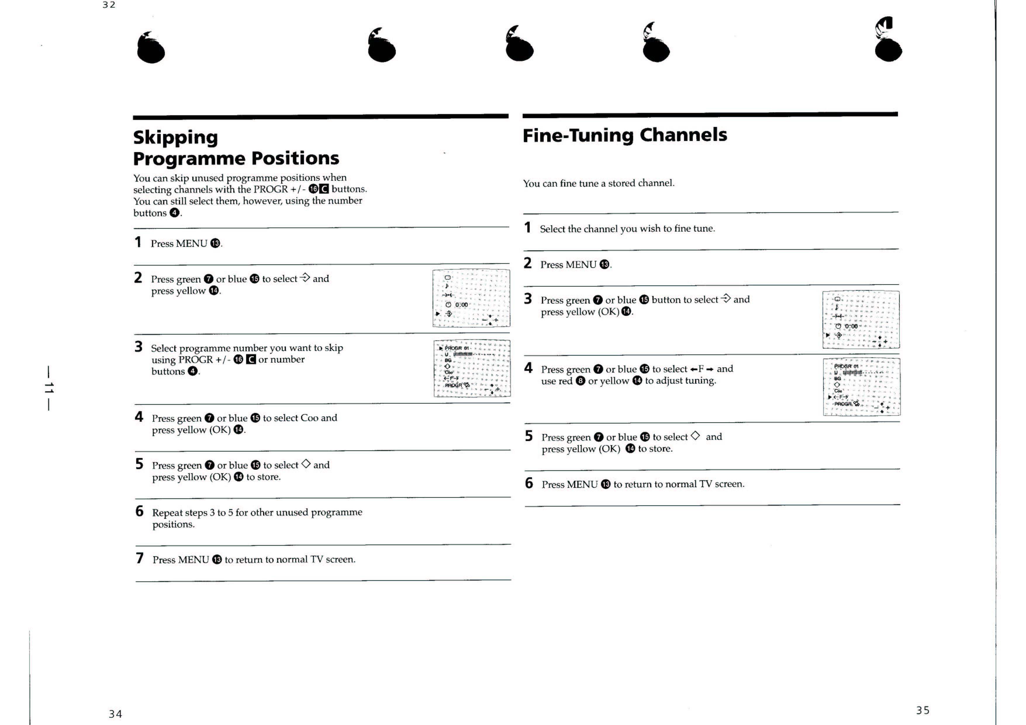инструкция как настроить на пульте телевизор сони kv