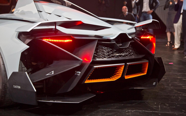 Re Lamborghini Concept Car Sony